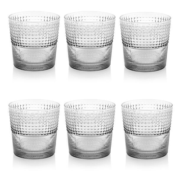 speedy-set-6-bicchieri-trasparente